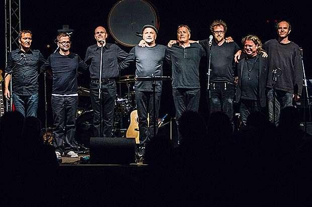 Martin Rühmann Band: Lieder zwischen den Jahren