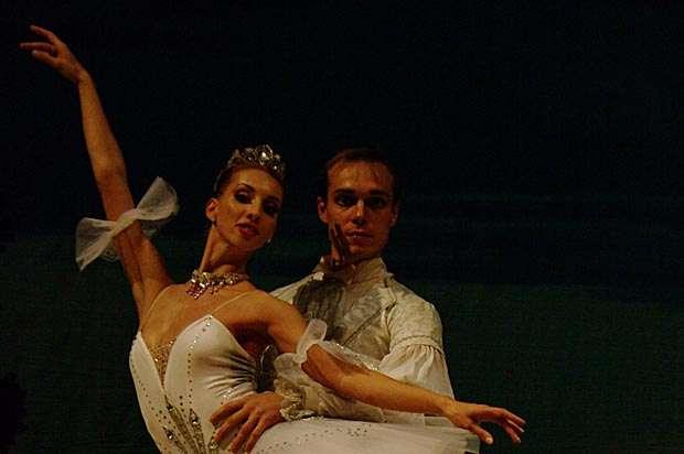 Ballett Dornröschen Kirill und Vero