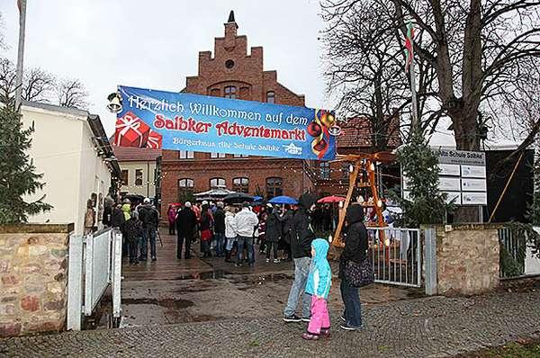 Salbker Adventsmarkt