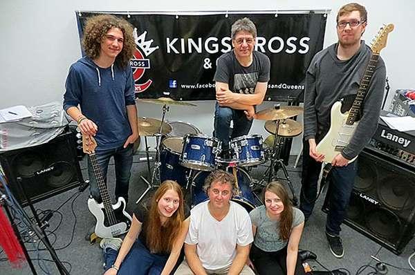 Kings Cross & Queens