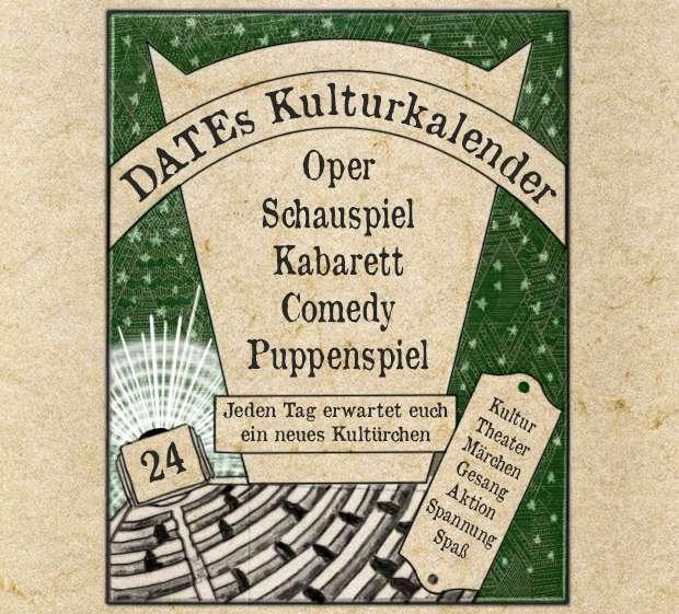 DATES Kulturadventskalender