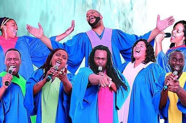 The Original USA Gospelsingers