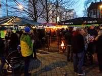 Weihnachtsmarkt Lessingplatz