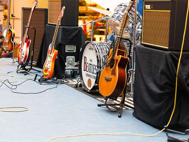 Beatles-Schau