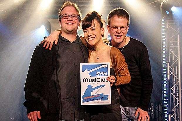 SWM MusiCids-Gewinner