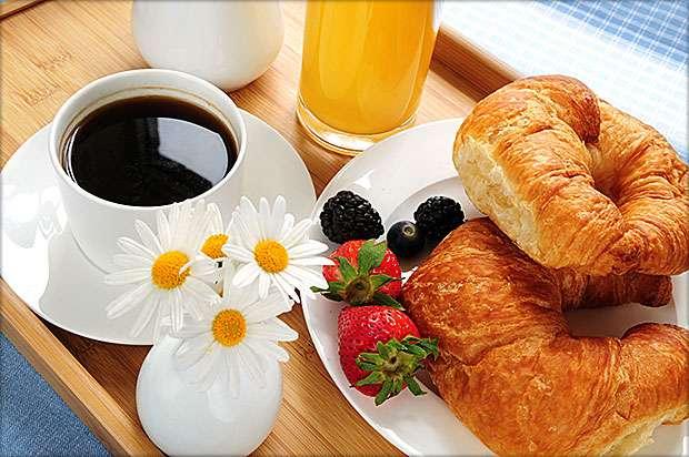 Frühstück-Brunch