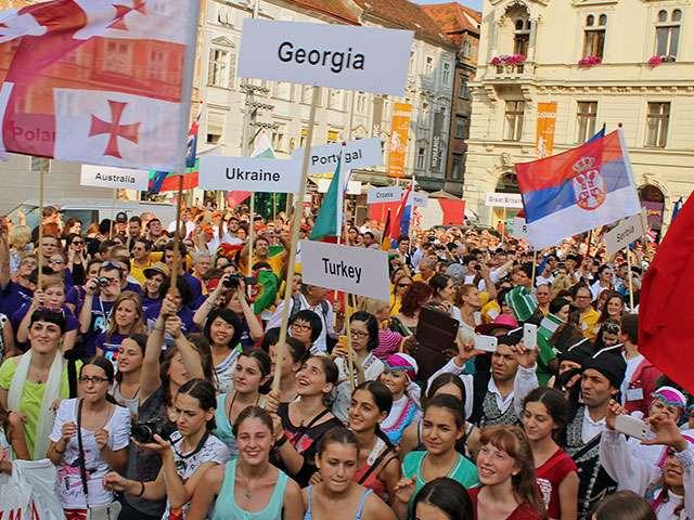 Europaen Choir Games & Grand Prix of Nations