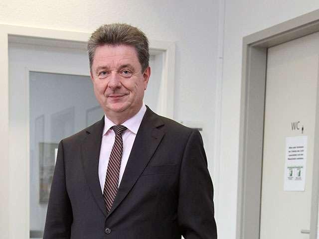 Oberbürgermeister Lutz Trümper (SPD)