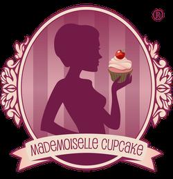 Mademoiselle Cupcake Logo