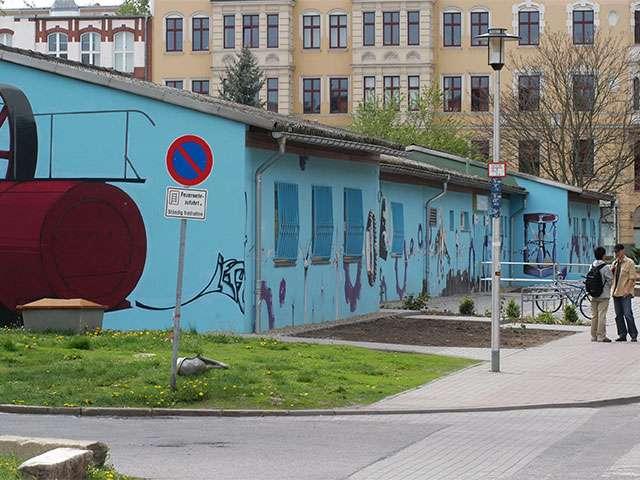Studentenclub Baracke Magdeburg