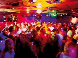 Disco in der Baracke Magdeburg