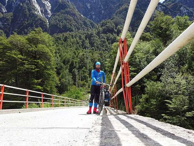 Fahrradtour Argentinien Chile