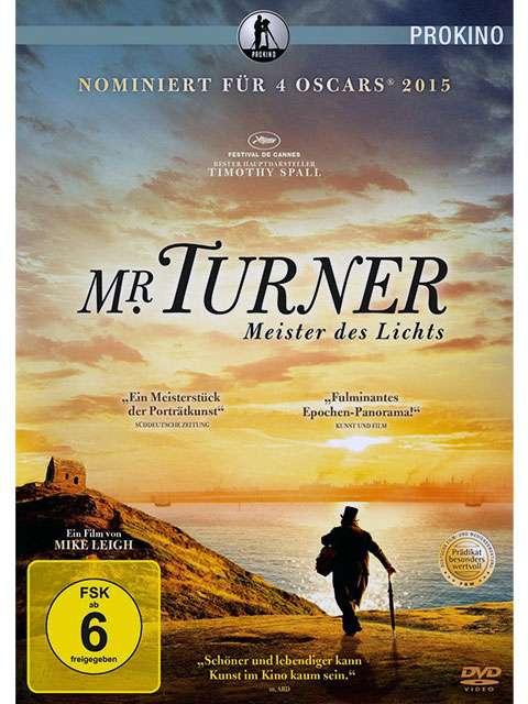Mr. Turner – Meister des Lichts