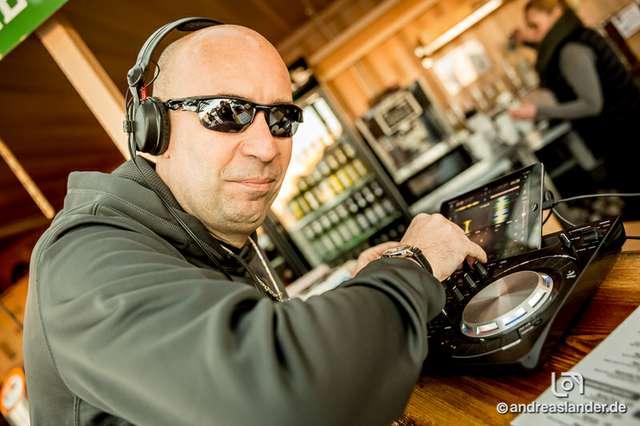 DJ Alex Nino - Strandbar Magdeburg