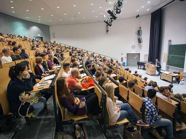 Audimax Hochschule Magdeburg-Stendal