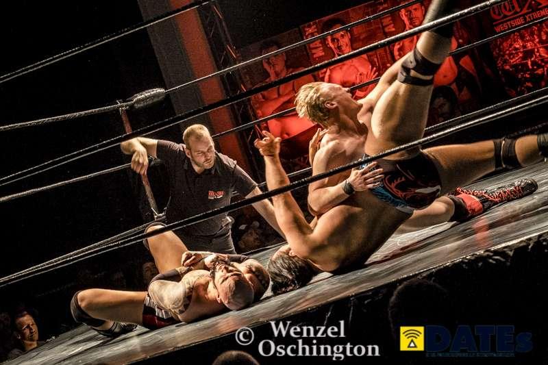 kommt heute wrestling