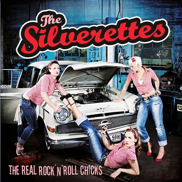 """The Silverettes """"The Real Rock 'n' Roll Chicks"""""""