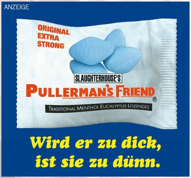 Pullerman's Friend