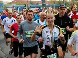 Magdeburg Marathon 2013