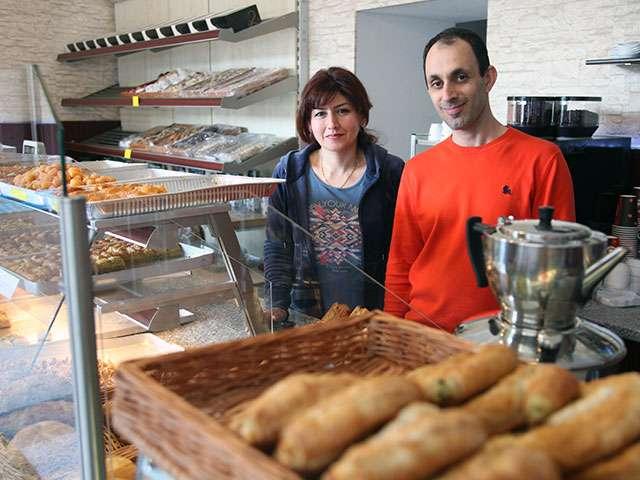 Bäckerei Safran