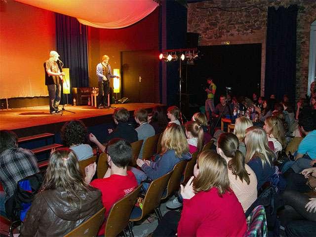 Wortwäsche Poetry Slam