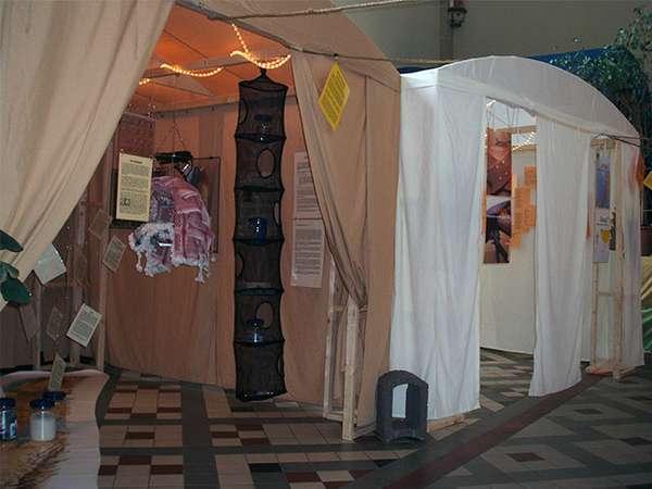 Aufgeschlagen – Bibel im Zelt