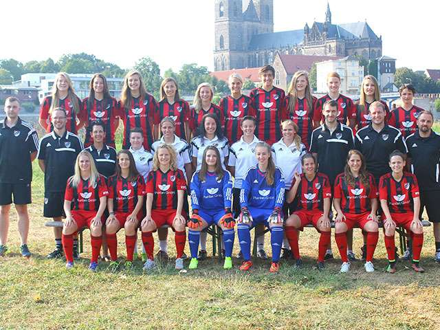 Magdeburger FFC 2015/2016