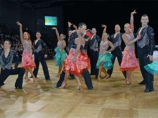 Tanzturnier Europa tanzt