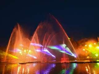 Wasser Show - Sinfonie der Elemente