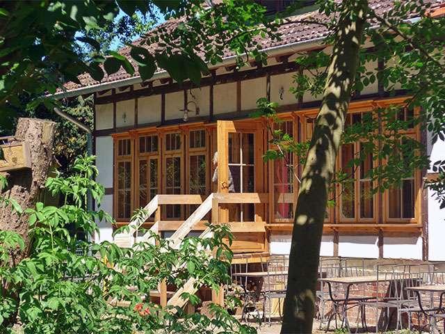 Café Verde im Vitopia