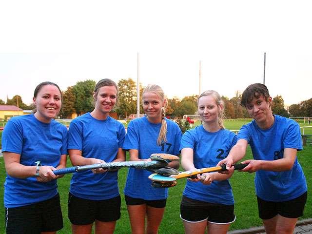 Der MSV Börde bekommt ein Frauenhockey-Team