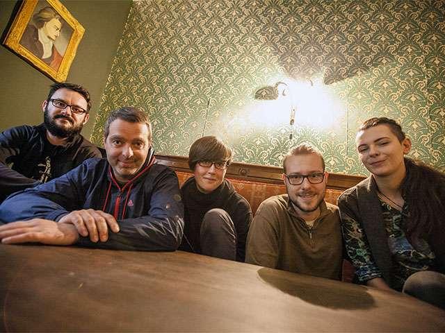 Café Central Team