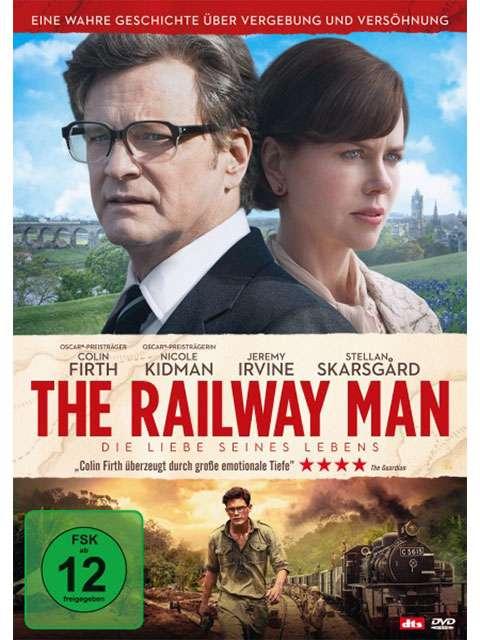 The Railway Man - Die Liebe seines Lebens