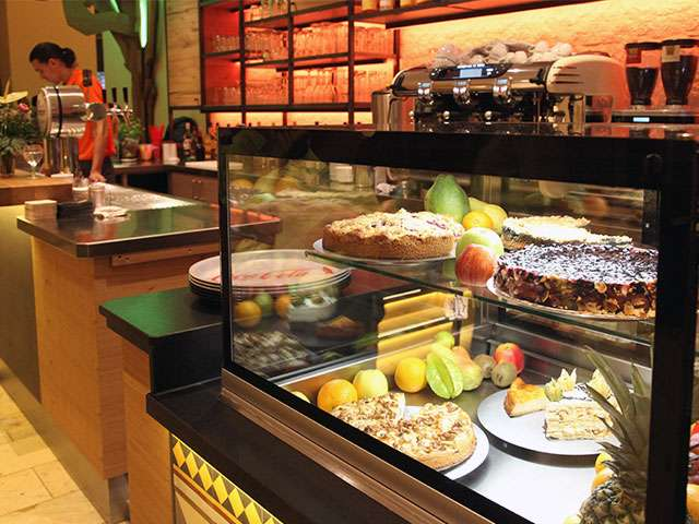 Magado Magdeburg - auch Café und Eiscafé
