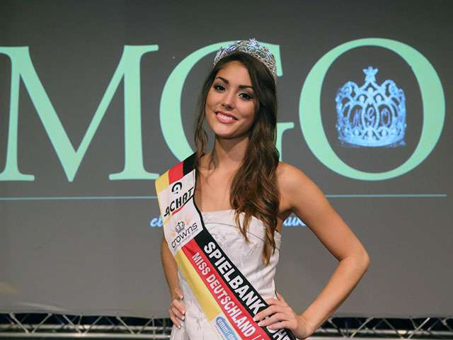 Miss Deutschland Intercontinental Mailin Marrero