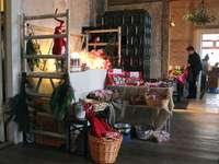 Nikolausmarkt Rayon Schmuckwerkstatt