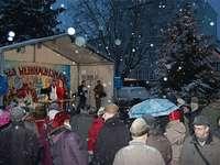 Weihnachtsmarkt Burg