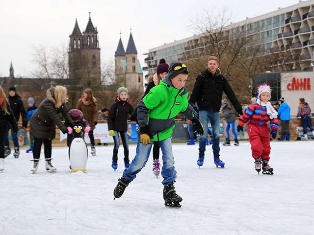 Winterfreuden on Ice