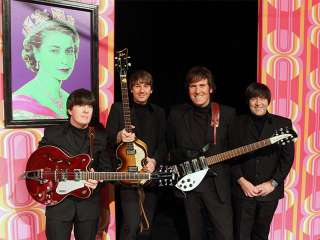 The Silver Beatles
