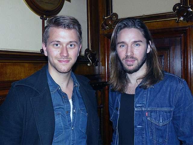 Hair - Jan Rekeszus und Gil Ofarim