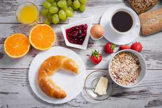Frühstück und Brunch