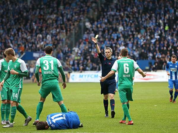Werder Bremen vs. FCM