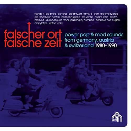 Various Artists - Falscher Ort, Falsche Zeit