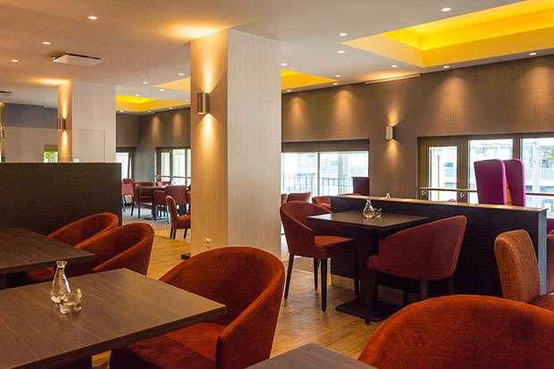 Restaurant Magado Magdeburg Innenansicht