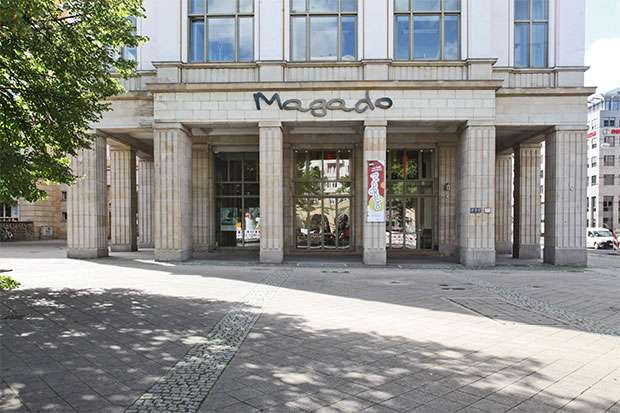 Magdeburg single bar