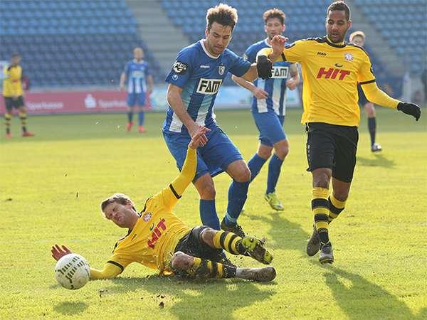 FCM kommt gegen Fortuna Köln nicht über ein Unentschieden hinaus