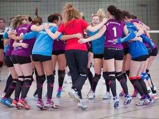 USC-Damen feiern Meisterschaft