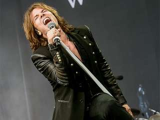 Rock meets Classic Joey Tempest