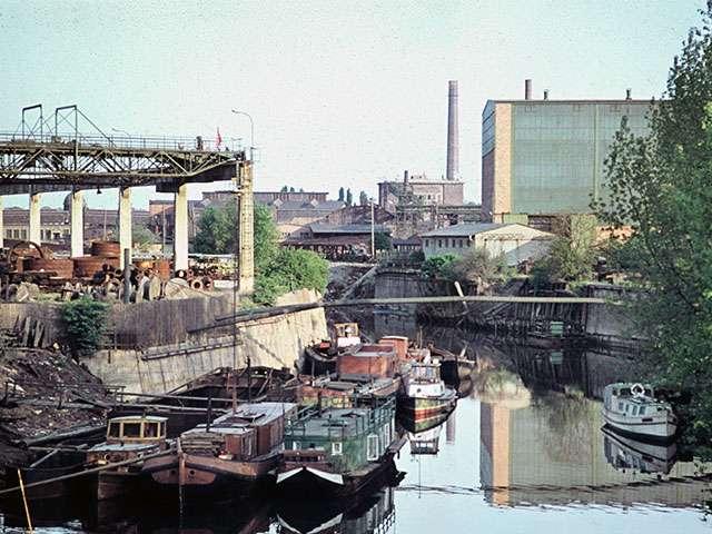 Der Sülzehafen 1964
