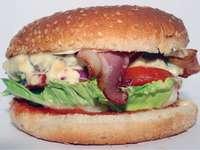 Burger vom The Lion